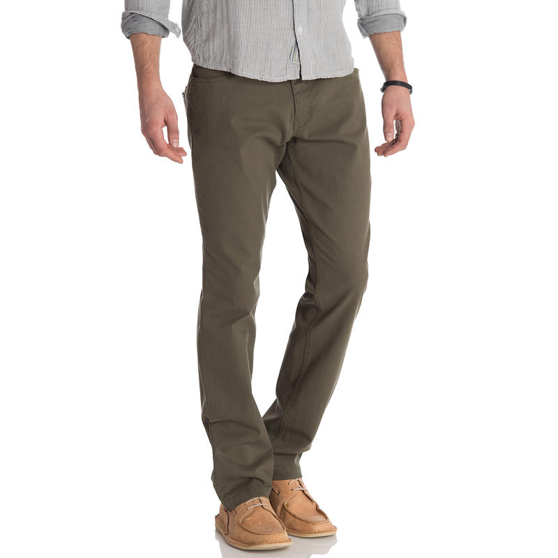 Pantalon Intersect Vert mousse