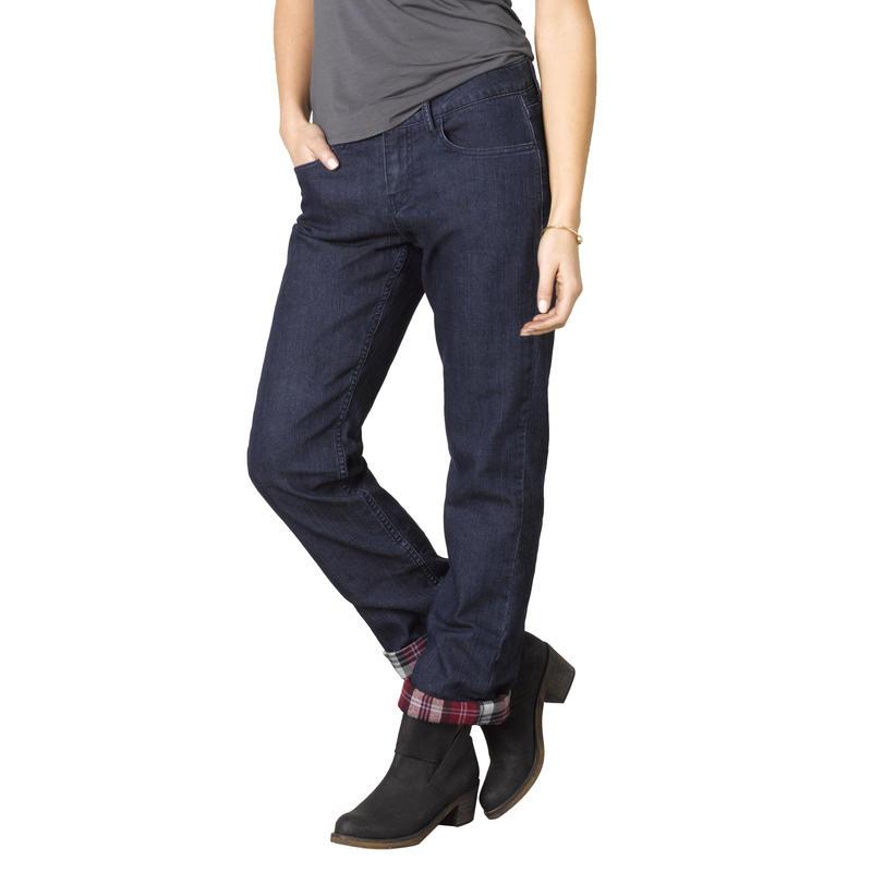 Jeans Lined Boyfriend Indigo