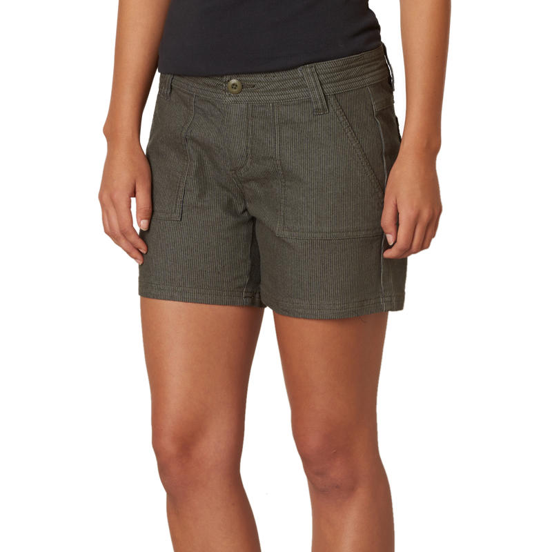 Tess Shorts Cargo Green