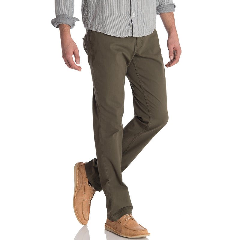Pantalon Intersect (long) Vert mousse