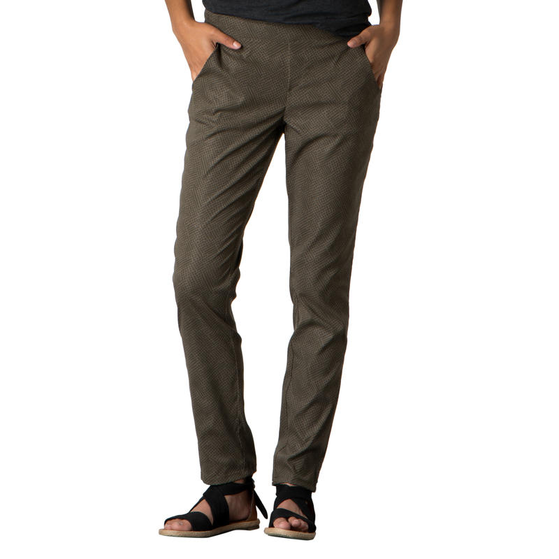 Pantalon Jetlite Imprimé brun faucon