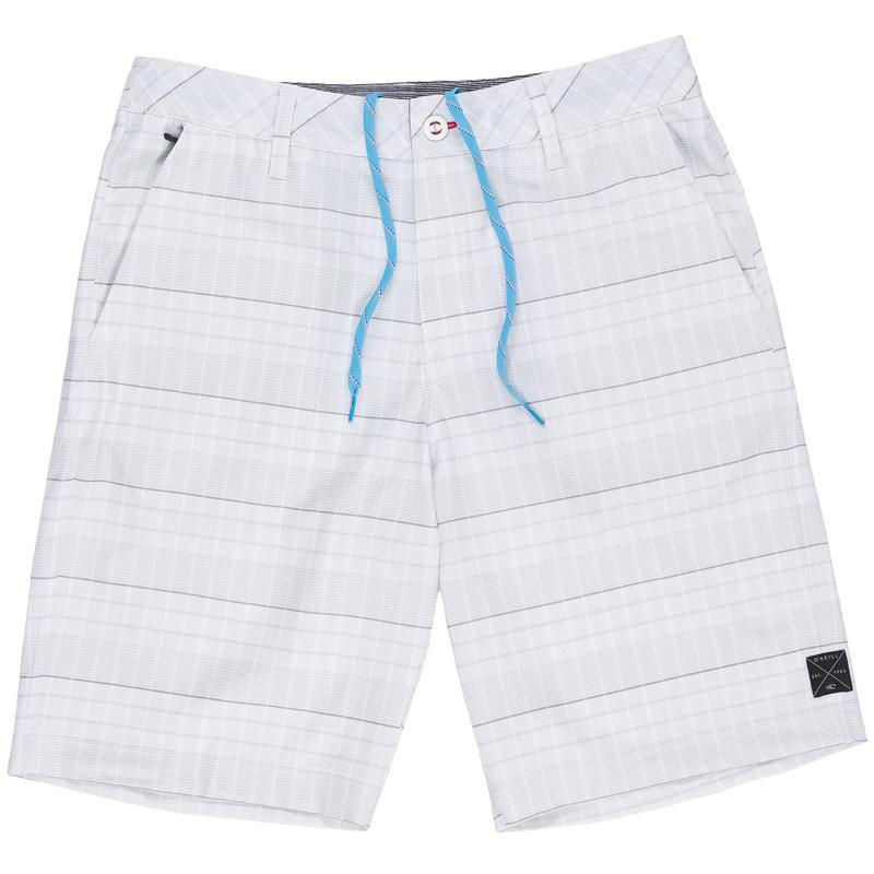 Hybrid Freak Shorts White