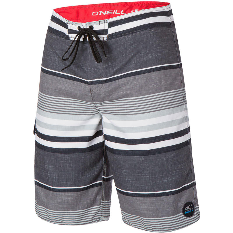 Santa Cruz Stripe Boardshort Grey