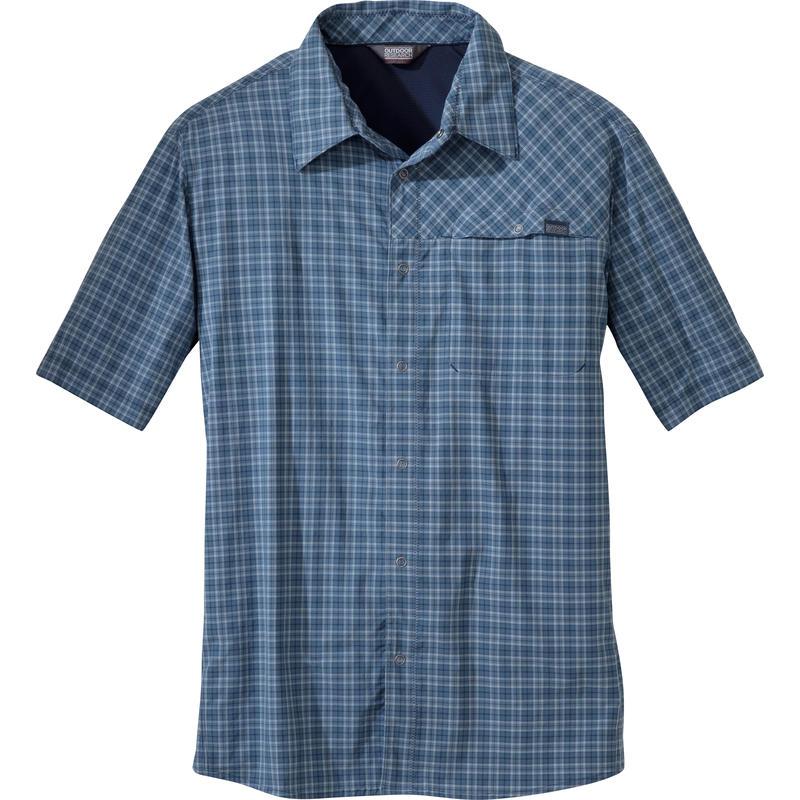 Astroman Short-Sleeved Shirt Dusk
