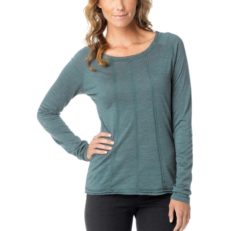 Chrissa Top Dusty Teal