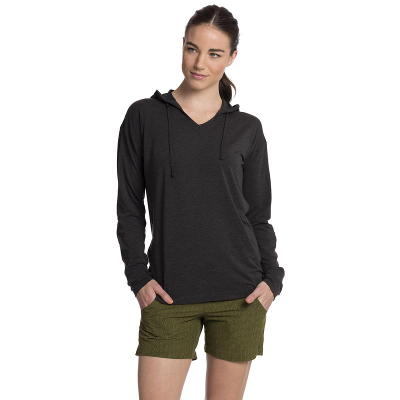 Sparrowgrass Hooded Long-Sleeved Eclipse