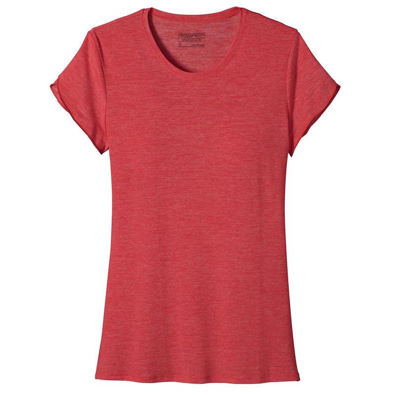 T-shirt Glorya Rose choc