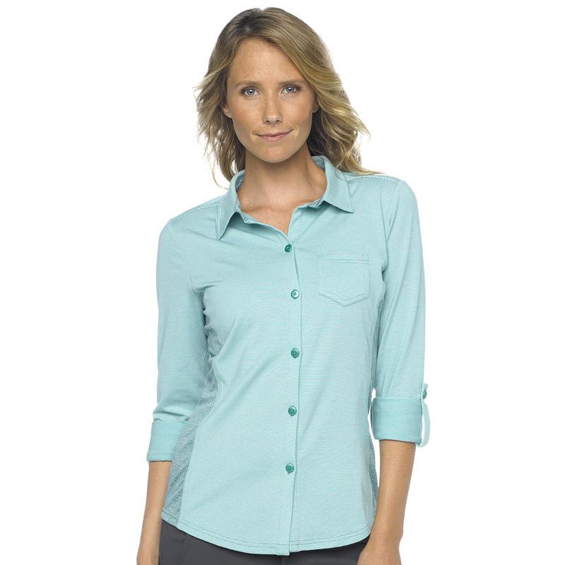 Kinley Shirt Dynasty Green