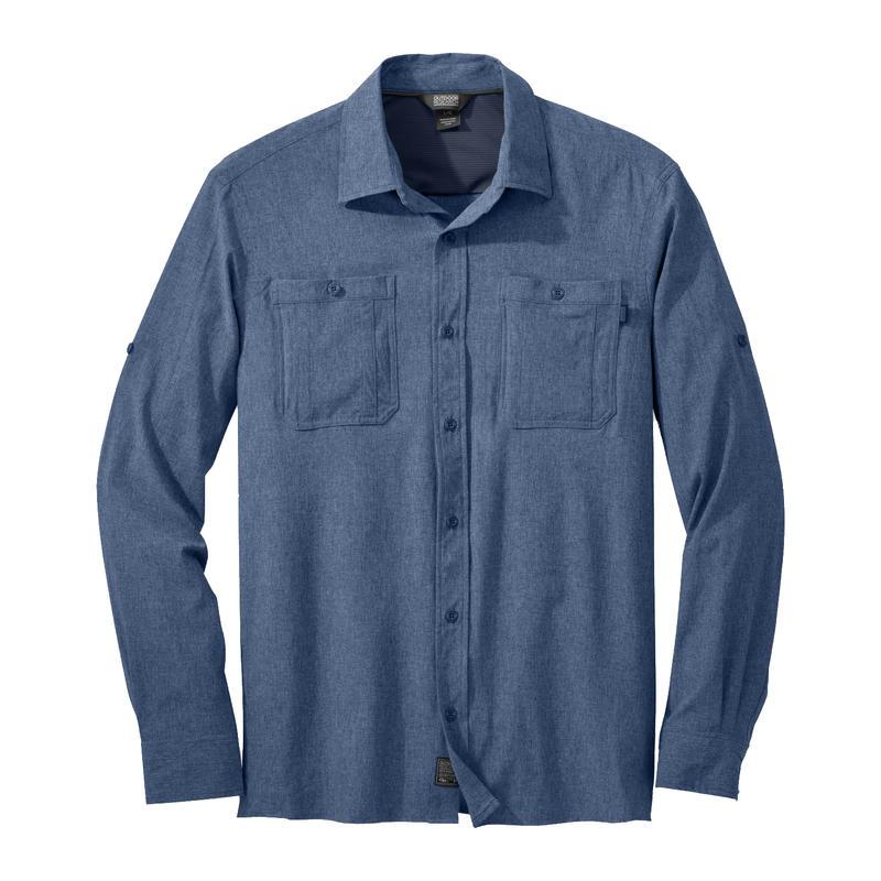 Wayward Long Sleeve Shirt Dusk