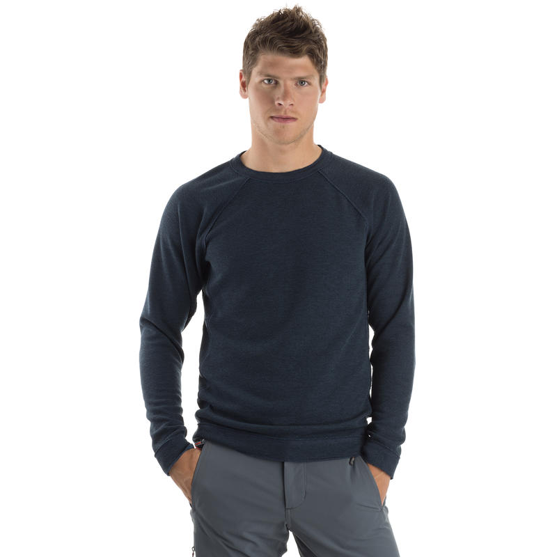 Codex Crew Sweater Petrel