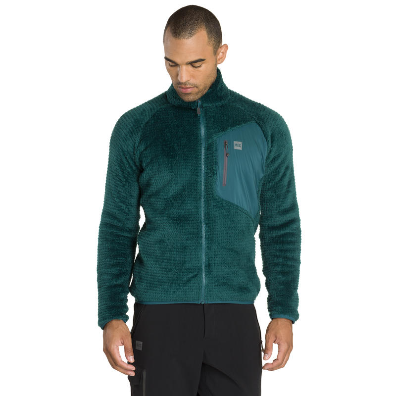 Amenity Jacket Deep Teal