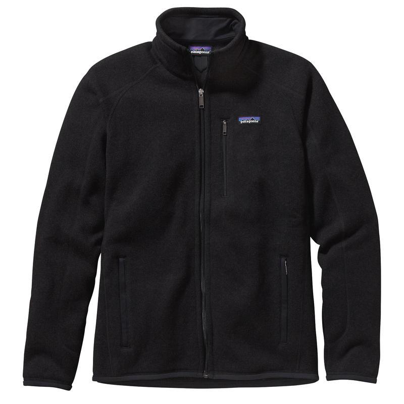 Better Sweater Jacket Black