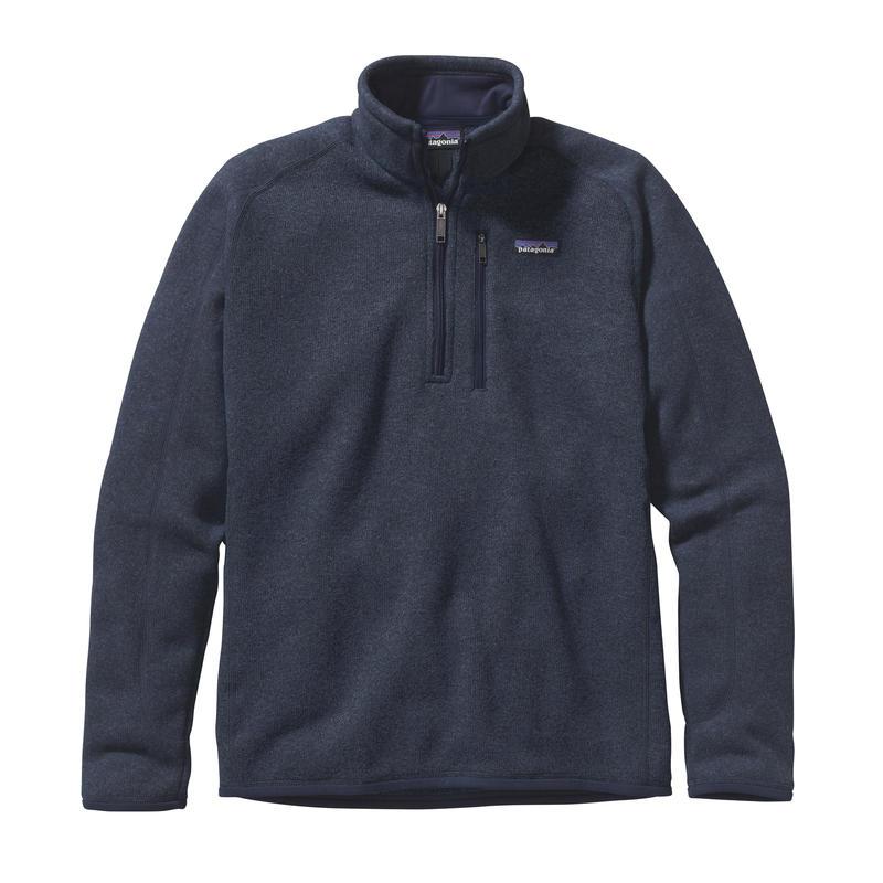 Better Sweater 1/4 Zip Classic Navy