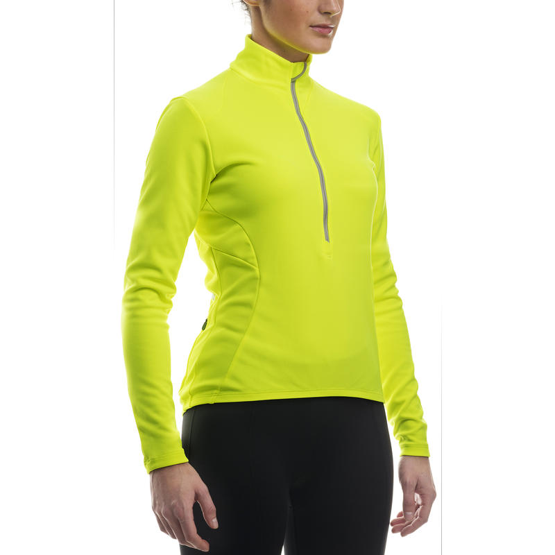 Ardent Long-Sleeved Jersey Hi-Vis Yellow