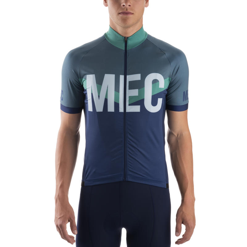 Rouleur SS Jersey Midnight Blue/Tempest MEC Graphic