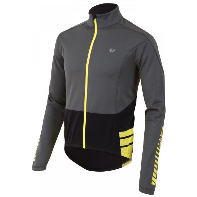 Maillot Elite Thermal à manches longues Shadow Grey/Black