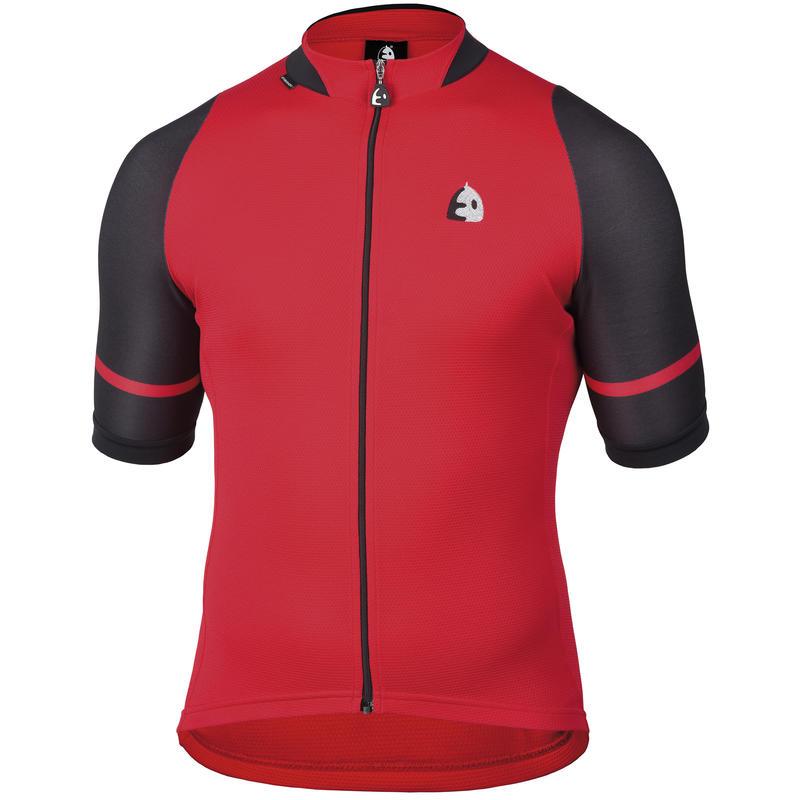 Konbi SS Jersey Red/Black