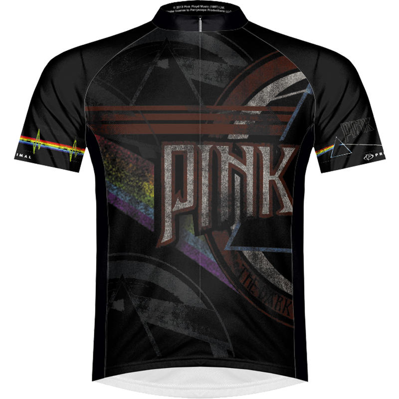 Pink Floyd Eclipse SS Jersey Eclipse Graphic
