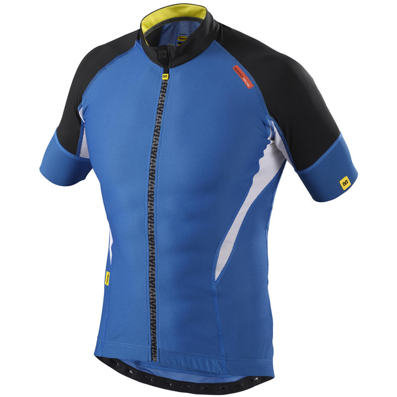 HC Jersey Mavic Light Blue/Black