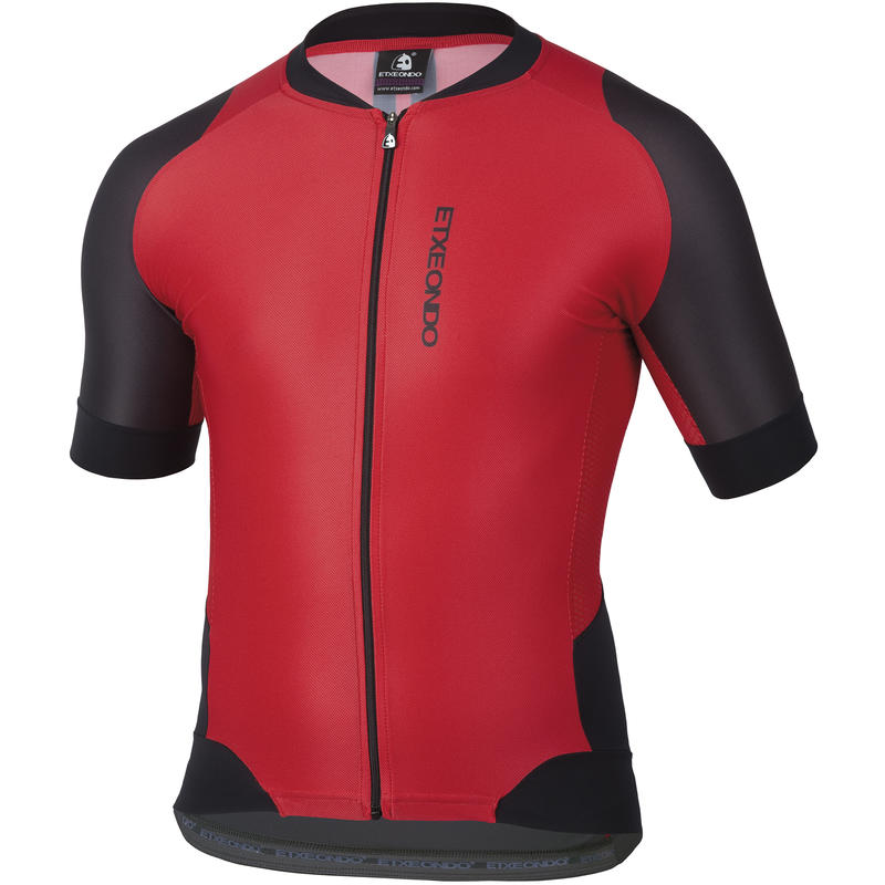 Team Edition Short Sleeve Jersey Red/Black