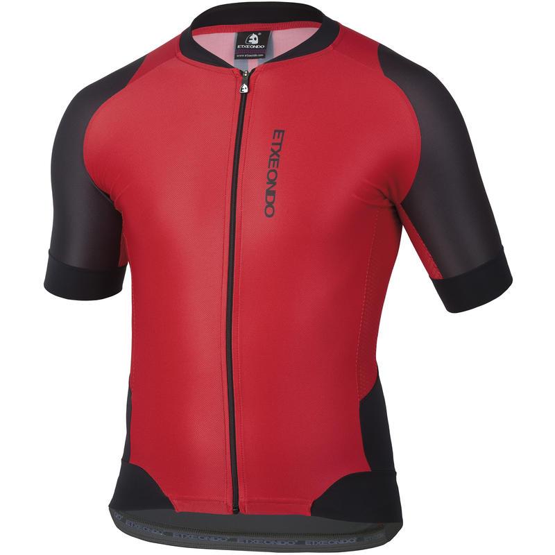 Team Edition Short Sleeve Jersey Red/Black