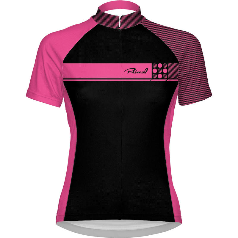 Caprice Short Sleeved Jersey Pink