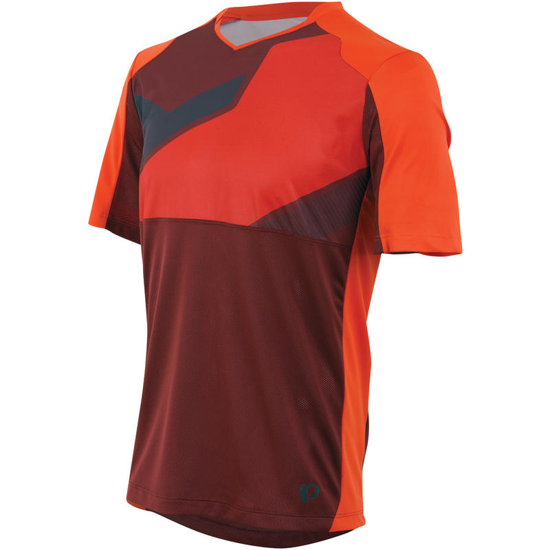 Maillot Launch Rouge mandarin