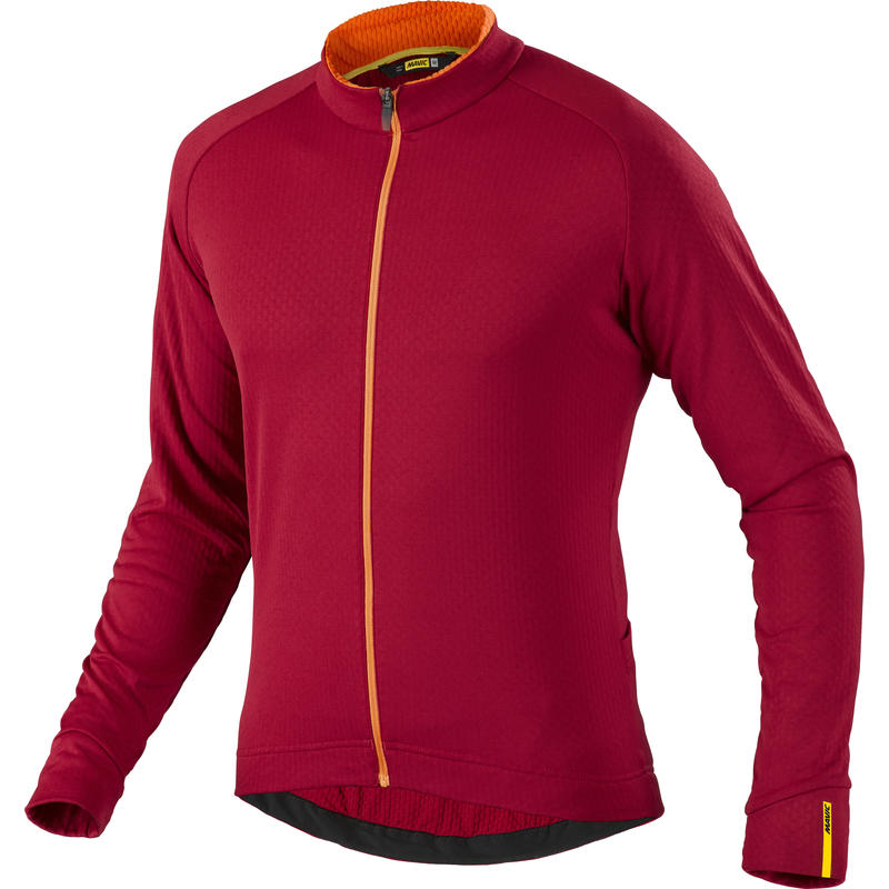 Aksium Thermo LS Jersey Victory Red