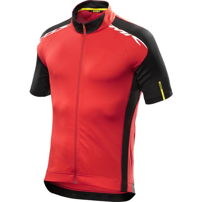 Cosmic Elite SS Jersey Racing Red