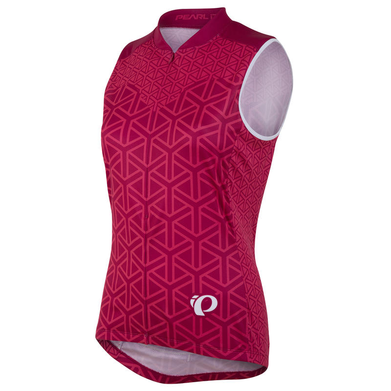 Select LTD SL Jersey Geo Rouge Red