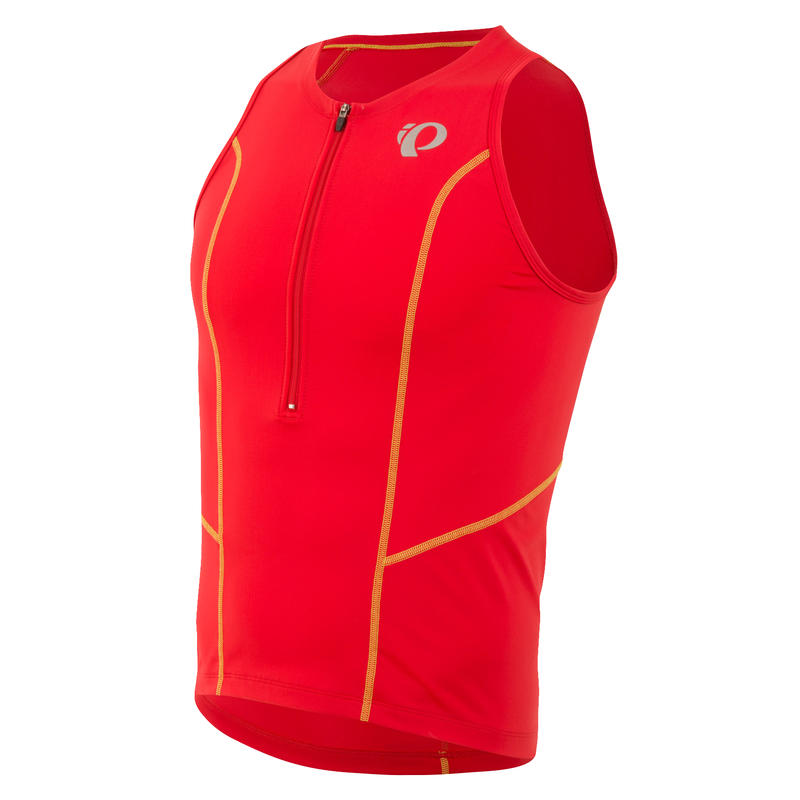 Select Pursuit Tri Singlet True Red