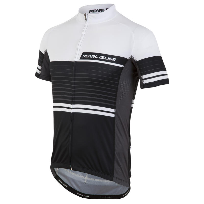 Elite Escape LTD SS Jersey Linear White/Black