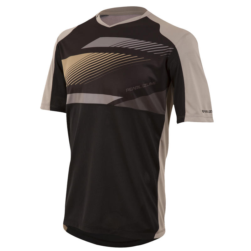 Launch Jersey Black/Monument
