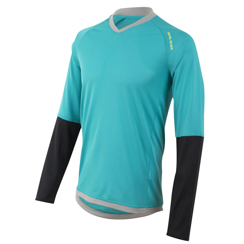 Big Air Jersey Viridian Green