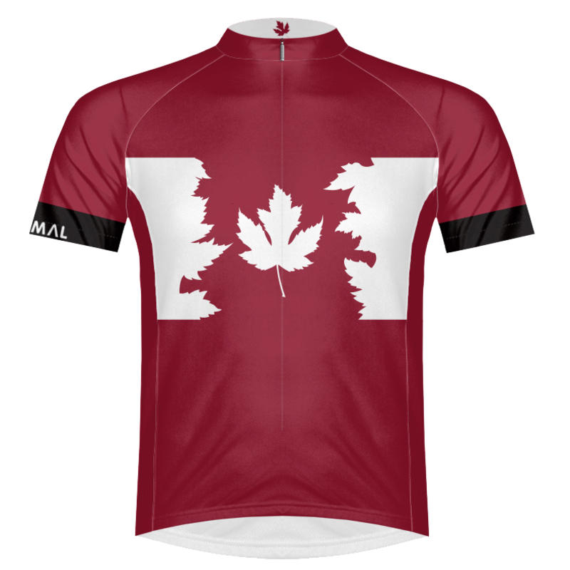 Canada SS Jersey Red/White