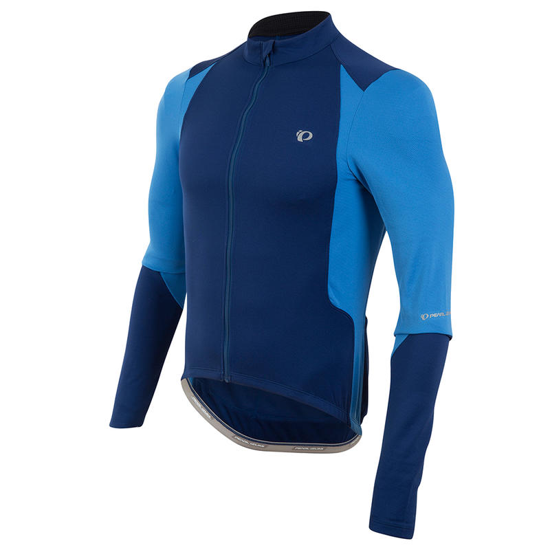 Maillot Select Pursuit à manches longues Bleu X2