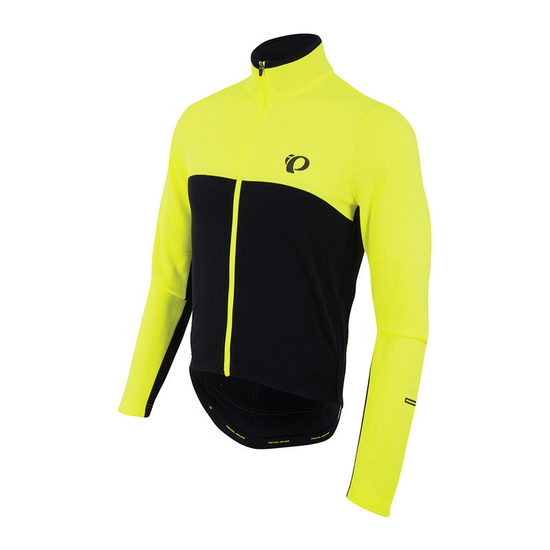 Select Thermal Jersey Screaming Yellow/Black