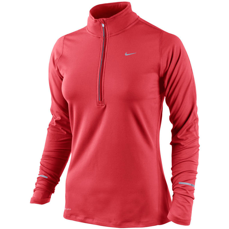 Element Half-Zip Daring Red