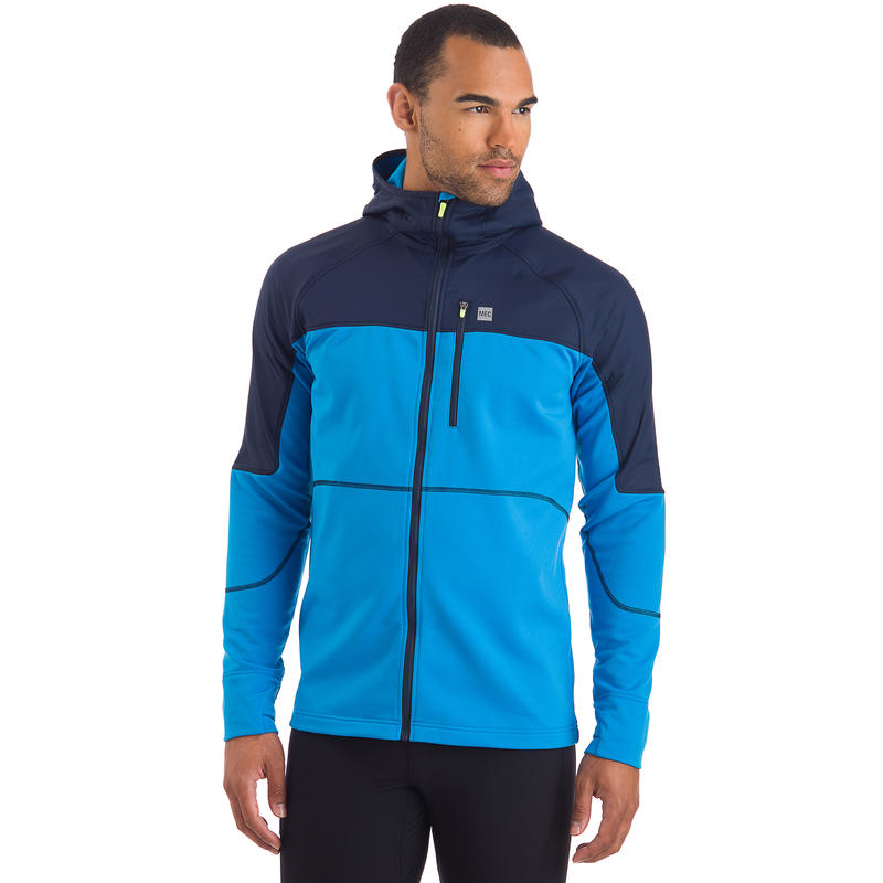 Nitro Thermal Run Jacket Regatta/Midnight Blue
