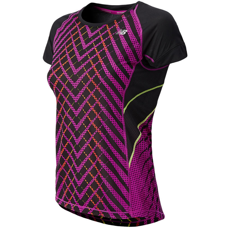 Maillot Excel Race Day Baies toxiques/Noir