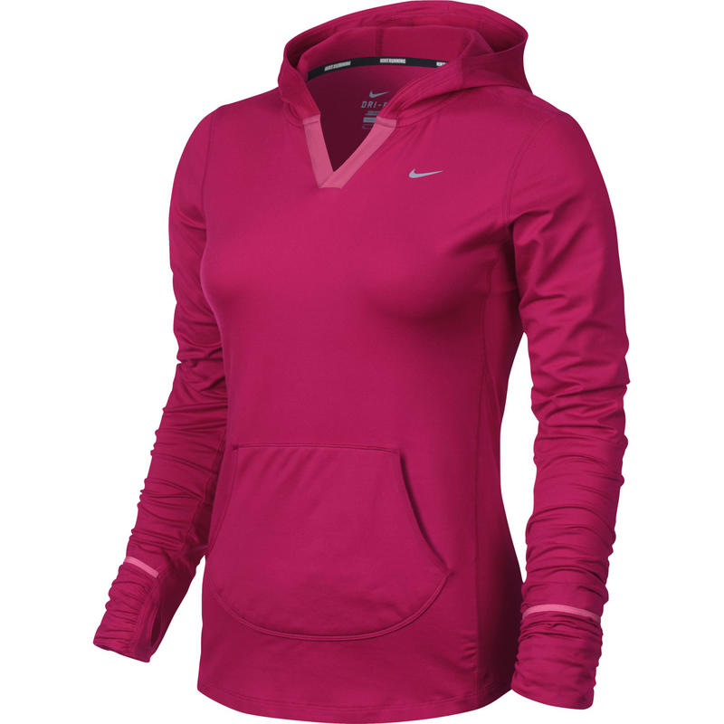 Element Hoody Fuchsia Force