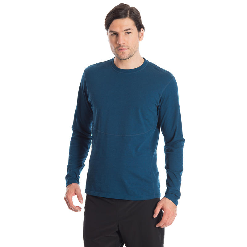 Rogue Long Sleeved Tee Poseidon Heather