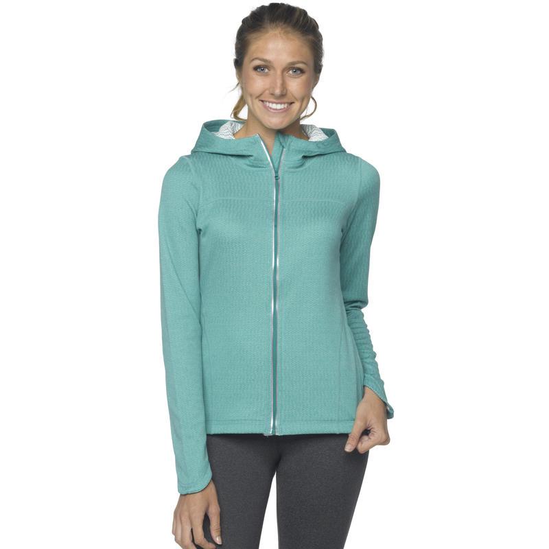 Paisley Jacket Sea Green