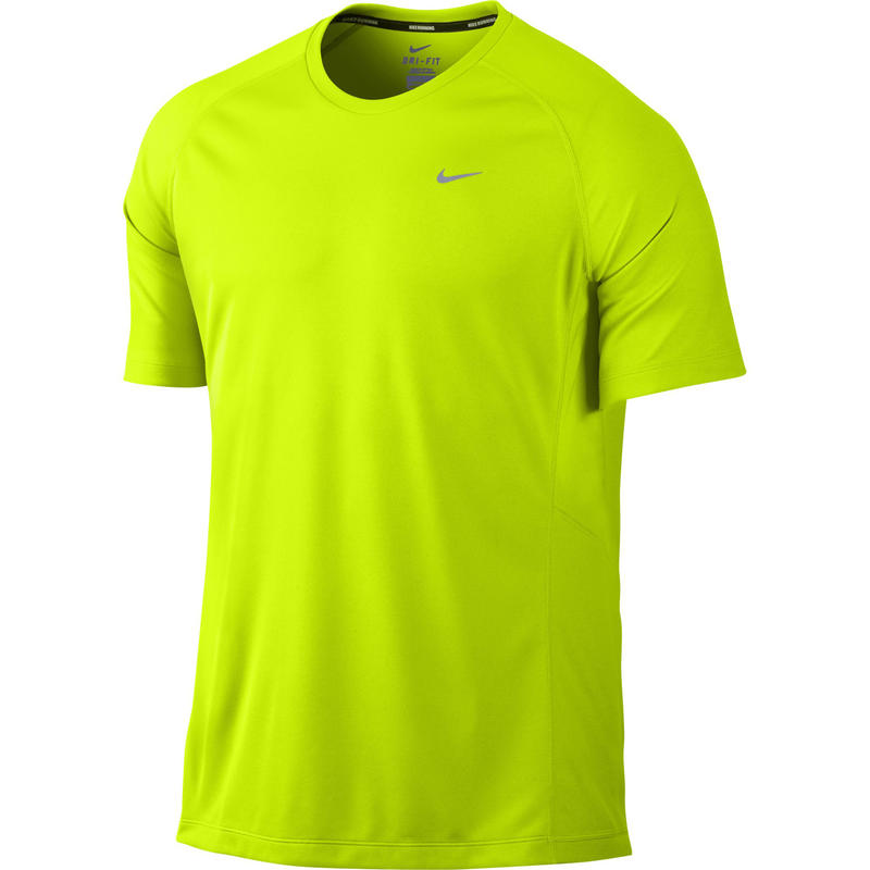 Miler Short Sleeve UV Volt