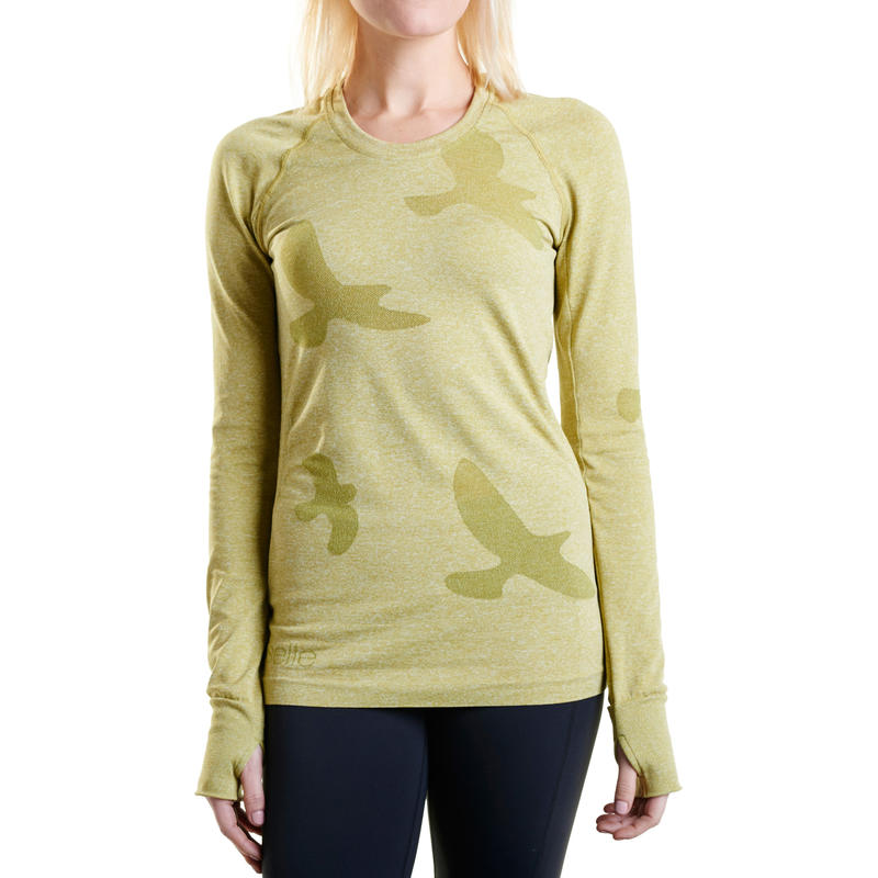 Flyte Long Sleeve Olive