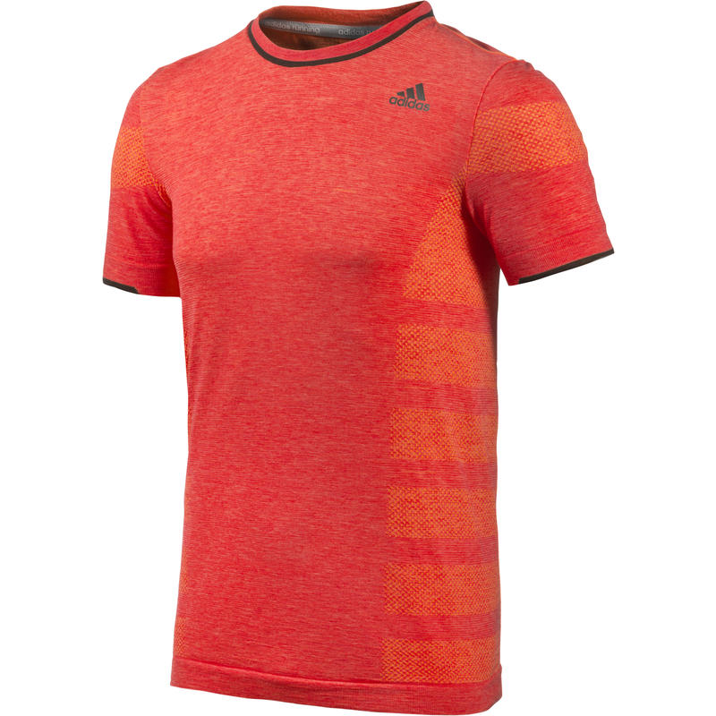 Maillot Adistar Wool Primeknit Rouge solaire