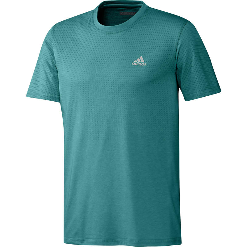 Aeroknit Performance Tee Equipment Green/Colored Heather