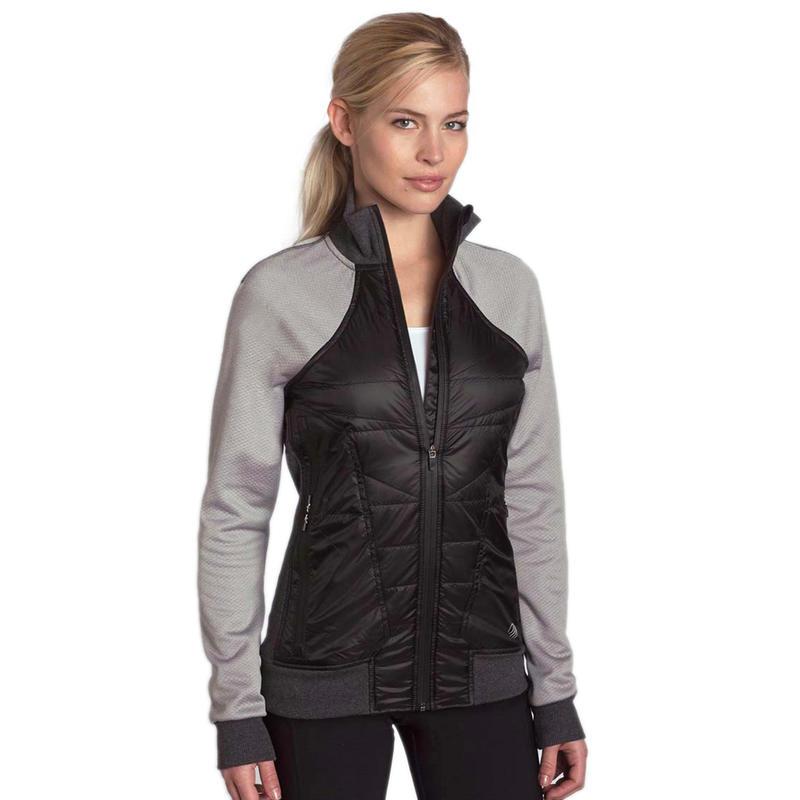 Tatum Fusion Jacket Black