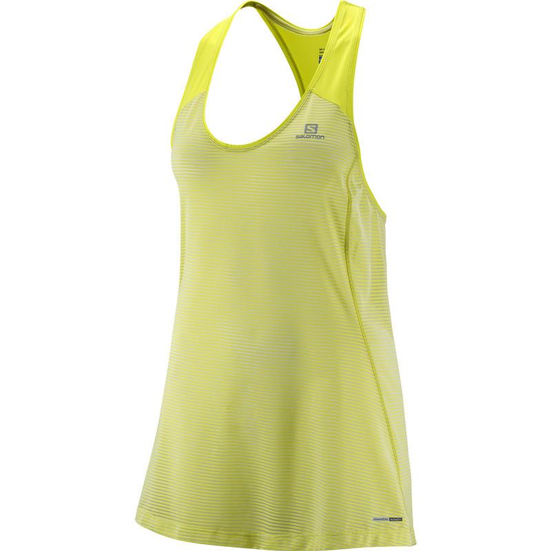 Elevate Tank Tunic Yuzu Yellow
