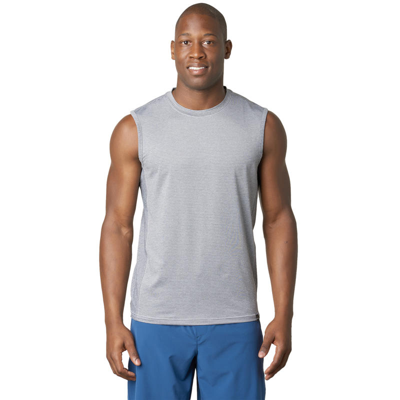Ganaway Sleeveless Gravel